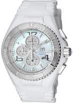 Technomarine Men's Cruise 46mm Silicone Band Steel Case Quartz Watch Tm-115299