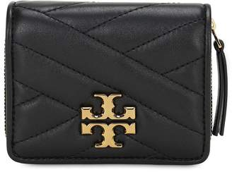 Tory Burch MINI KIRA QUILTED LEATHER WALLET