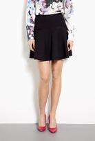 RED Valentino Peplum Full Skirt