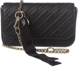 Givenchy Bond Leather Chain Crossbody