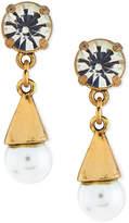 Lulu Frost Lustre Glass-Pearl Earrings