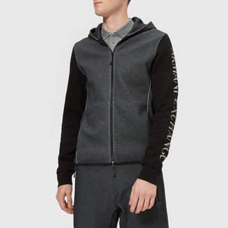 Armani Exchange Men's Zipped Hoody