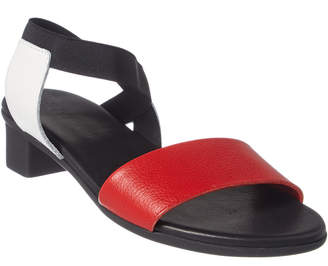 Arche Obiaze Leather Heeled Sandal