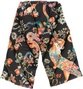 Etro floral print scarf - women - Feather Down/Polyester - One Size