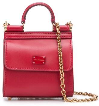 Dolce & Gabbana Sicily 58 micro bag