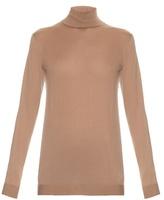 Balenciaga Roll-neck cashmere sweater