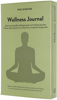 Moleskine Passion Journal - Wellness