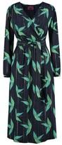 Pom Amsterdam - Magic Mints Dress - Size 4 Uk14