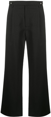 Marni Side Buttoned Trousers