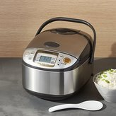 Crate & Barrel Zojirushi ® 5.5-Cup Rice Cooker