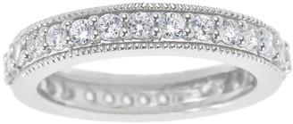 Affinity Diamond Jewelry Affinity 7/8 cttw Diamond Eternity Band Ring, 14K