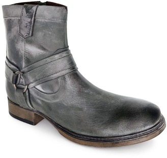 ROAN Men's Leather Motorcycle Boots - Colton II