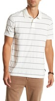 Volcom Wowzer Striped Polo