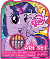 My Little Pony Art Set