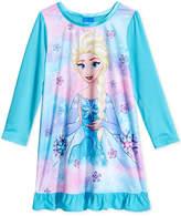 Frozen Elsa Nightgown, Toddler Girls (2T-5T)
