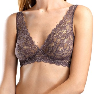 Hanro Women's Luxury Moments All Lace Soft Cup Bra