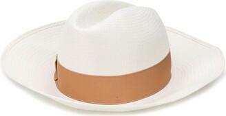Borsalino Claudette panama hat