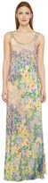 Johnny Was Mixed Prints Maxi Tank Dress Women's Dress