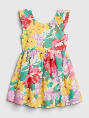 Gap Toddler Flutter Floral Dress