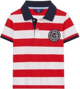 Gant Baby Boy Barstripe Polo Shirt 0-3 Yrs