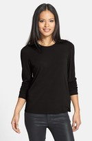 Eileen Fisher Women's Silk Tee