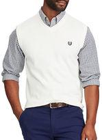 Chaps Cotton Sweater Vest