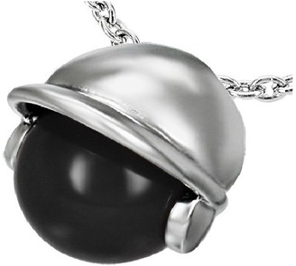 CORED E45 Unisex 'Hip Hop' Pendant Stainless Steel Without Chain