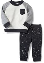 Old Navy 2-Piece Sweatshirt and Leggings Set for Baby