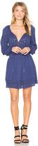 Alice + Olivia Brenda Mini Dress