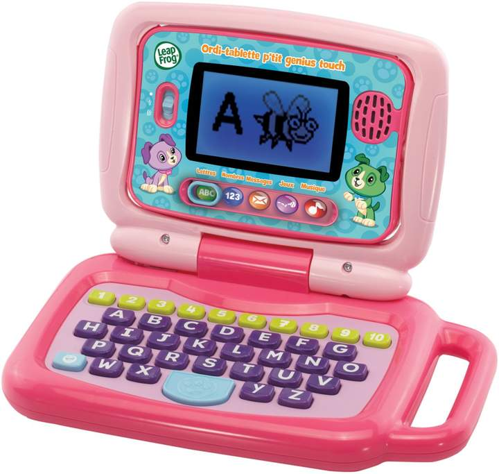 Leapfrog 2-in-1 Leaptop Touch - French Version