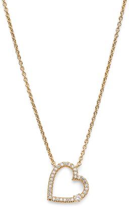 AJOA Open Heart Pendant Necklace