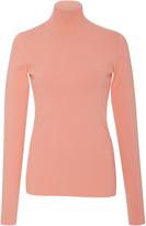 Diane von Furstenberg Long Sleeve Turtleneck Sweater
