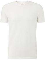 John Lewis & Co. Vintage Slub Crew Neck T-shirt