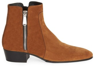 Balmain Mike Suede Boots