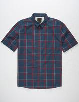 Quiksilver Capen Rise Mens Shirt