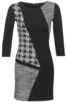 Desigual LARA women's Dress in Black