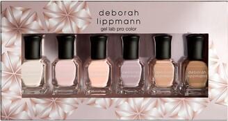 Deborah Lippmann Undressed Gel Lab Pro Nail Color Set