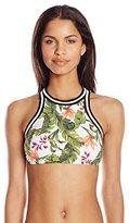 Seafolly Women's Jungle Top Bikini Top
