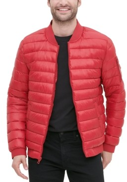 Mens Quilted Jacket Guess Shop The World S Largest Collection Of Fashion Shopstyle
