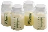 Ameda Breast Milk Storage Bottle - 4pk