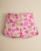Lilly Pulitzer Girls' Little Callahan Shorts - Sizes XS-S