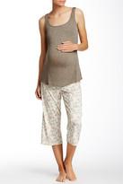 Majamas Breakfast Maternity/Nursing PJ Set