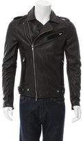 IRO Evan Leather Biker Jacket