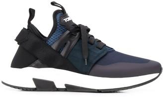 Tom Ford Jago mesh low-top sneakers
