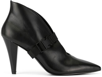 KENDALL + KYLIE Kendall+Kylie buckled high-heel booties