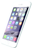 chargeworx iPhone 6S Premium Tempered Glass Screen Protector