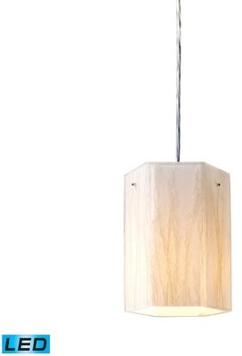 Bay Isle Home Panama City 1 - Light Single Drum Pendant
