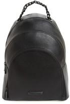 KENDALL + KYLIE Sloane Leather Backpack - Black