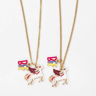 Cat & Jack Girls' 2pk BFF Pegicorn Necklace Set - Cat & JackTM