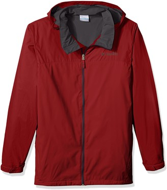 Columbia Men's Glennaker Lake Lined Rain Jacket Waterproof & Breathable